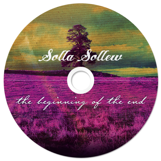Solla Sollew Album Artwork Design