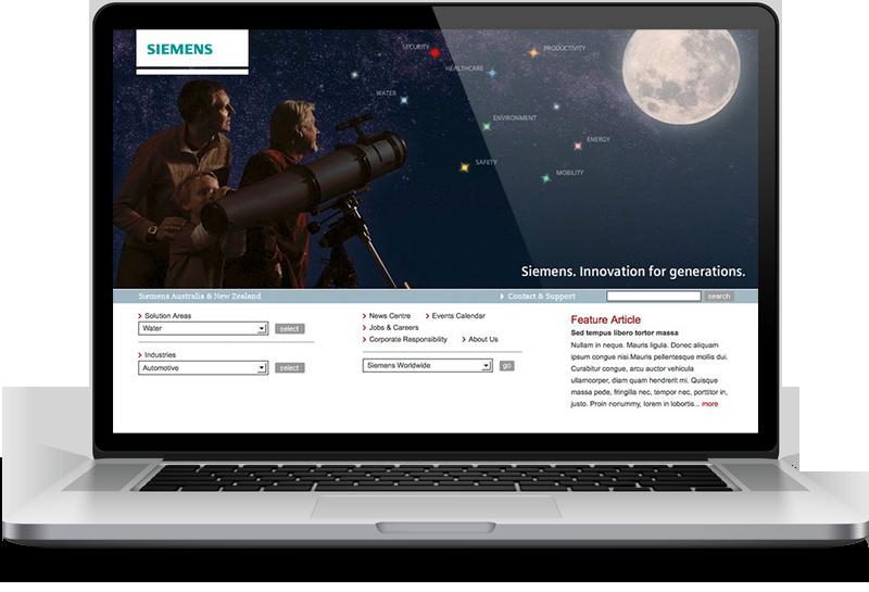 Siemens Australia & New Zealand