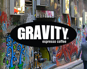 Gravity Espresso Coffee