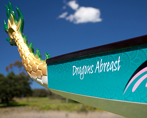 Dragons Abreast