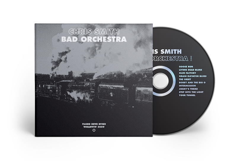Chris Smith Bad Orchestra Album Artwork