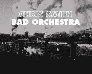 Chris Smith Album Artwork