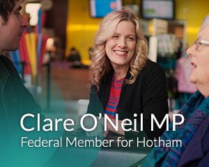 Clare O'Neil MP