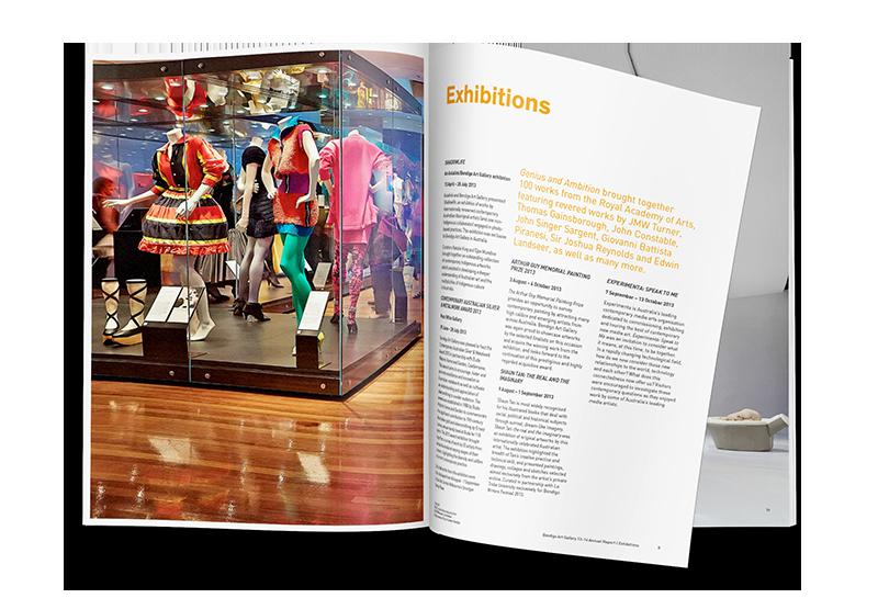 Bendigo Art Gallery Annual Report