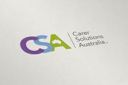 Carer Solutions Australia Website and Brand Design