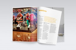 Bendigo Art Gallery Annual Report Design