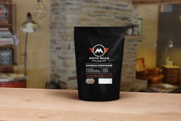 Moto Bean Coffee Roasters Coffee Bag